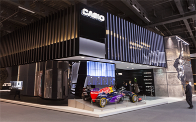 Japanese watch manufacturer Casio will not exhibit at Baselworld in 2020.