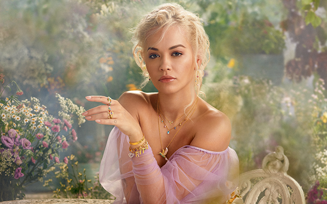 Rita Ora returns as face of Thomas Sabo's new collection