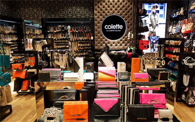 Accessories retailer Colette By Colette Hayman has collapsed, with administrators blaming weak trading conditions.