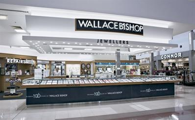 Wallace Bishop Jewellers has lost more than $15 million in the past two years.