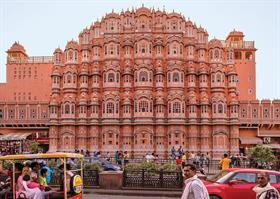 'Pink City' Jaipur, will be home to the new Gem Bourse that is currently under development.