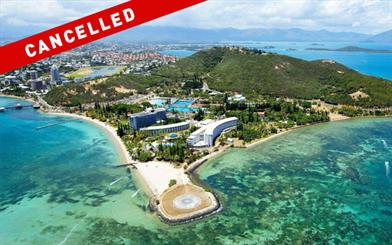 The Nationwide Jewellers Noumea conference will not take place this year.