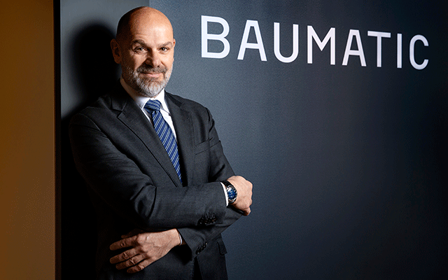 Baume & Mercier's bold timing