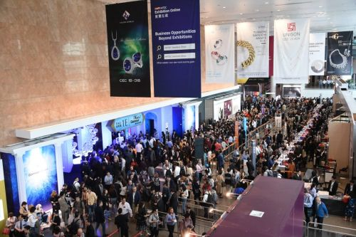 Hong Kong jewellery shows postponed once again