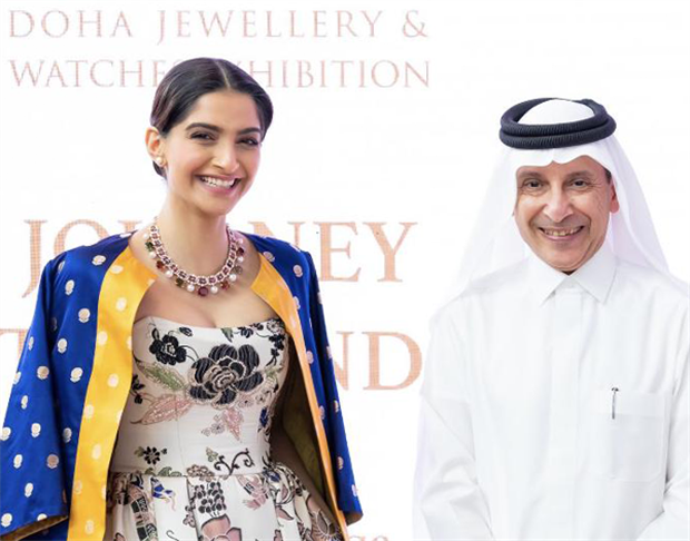 Bollywood celebrity Sonam Kapoor was the face of QNTC's promotional campaign, titled 'Journey into Wonder'