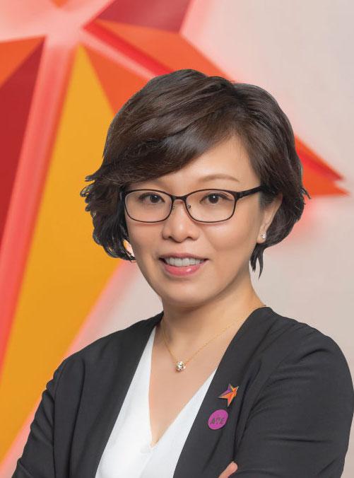 Irene Chan, AsiaWorld-Expo Management