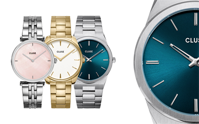 Cluse watch collection
