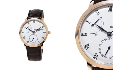 Frédérique Constant's manufacture collection