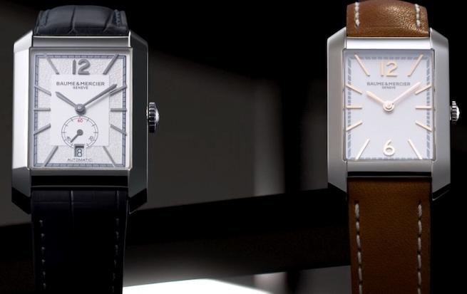 Baume & Mercier launch new models online