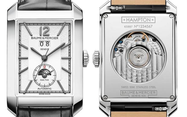 Baume & Mercier: Hampton Collection, Model No: 10523