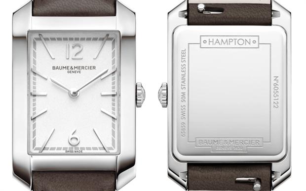 Baume & Mercier: Hampton Collection, Model No: 10471