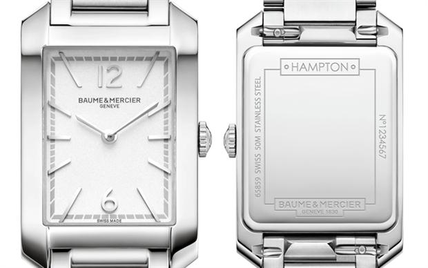Baume & Mercier: Hampton Collection, Model No: 10473
