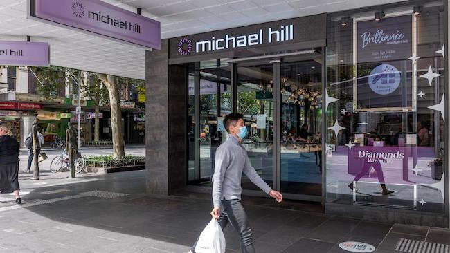 Michael Hill reopens 125 stores; closes some permanently