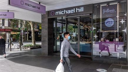 Michael Hill International has begun a phased reopening of its Australian and New Zealand stores.