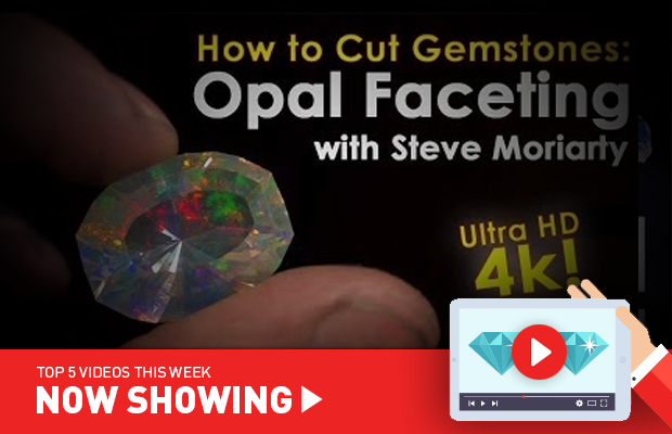 "Image: Screenshot from video ""How to Cut Gemstones 