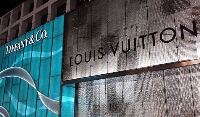 Despite speculation the deal could fall through, an LVMH executive has confirmed the French luxury conglomerate will proceed with its acquisition of Tiffany & Co.