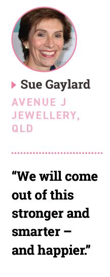 Sue Gaylard, Avenue J Jewellery, QLD