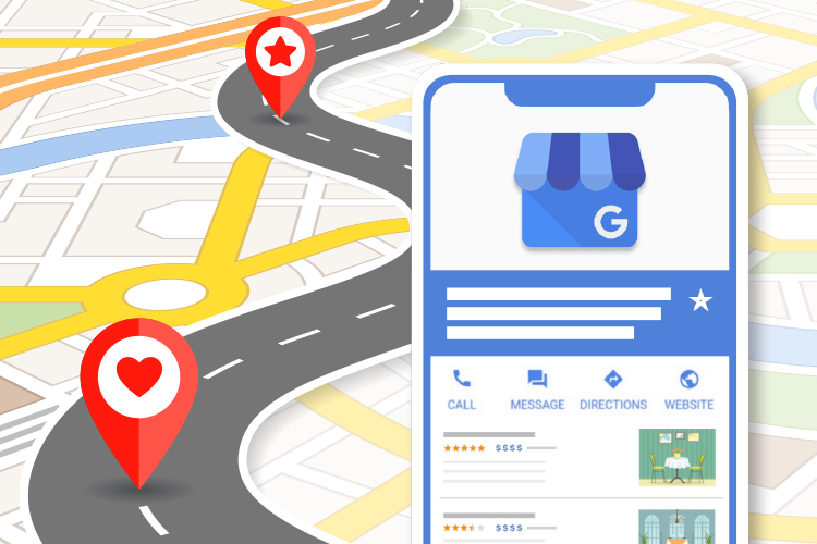 Up to 97 per cent of users search for local products on Google
