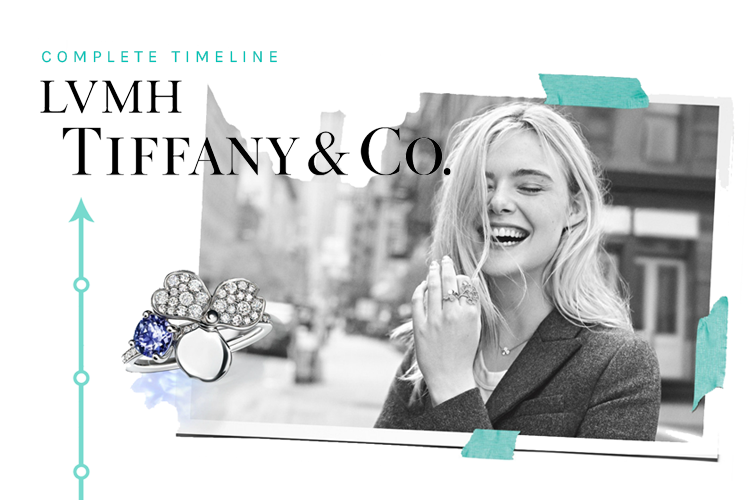 Tiffany & Co and LVMH Timeline: The long and binding road