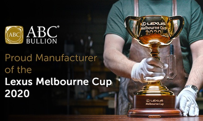 ABC Bullion to make 2020 Melbourne Cup trophy from Victorian gold