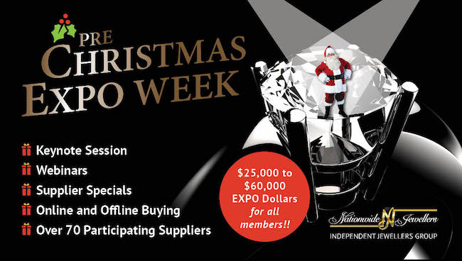 Buying group announces Christmas stock event