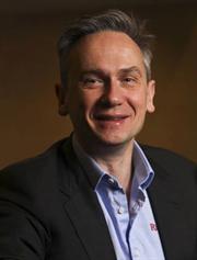 Jean-Sebastien Jacques, outgoing Rio Tinto CEO
