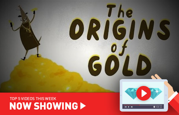 Now Showing: Gold from the stars; ancient jewellery discovery; and which jewellery company is number one?