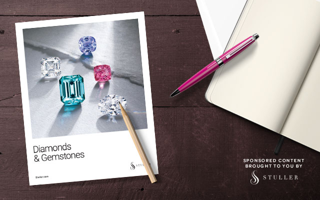 Stuller releases new catalogue for diamonds and gemstones