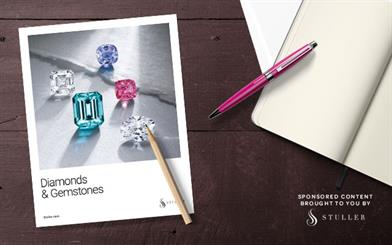 The Stuller Diamonds & Gemstones 2021 catalogue is now available for jewellers.