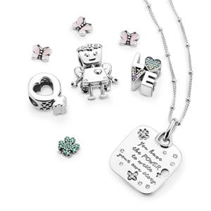 A selection of pieces from Pandora