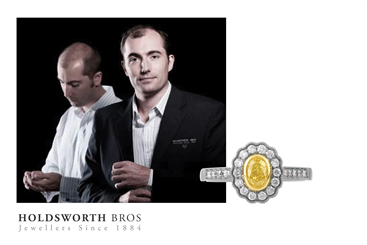 Tim and Chris Holdsworth, co-directors of Holdworth Bros. Jewellers
