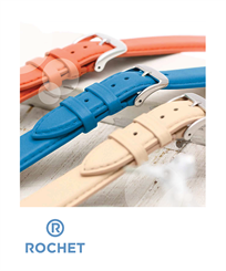 Australian Jewellers Suppliers (AJS) is the exclusive distributor of Rochet watch bands.