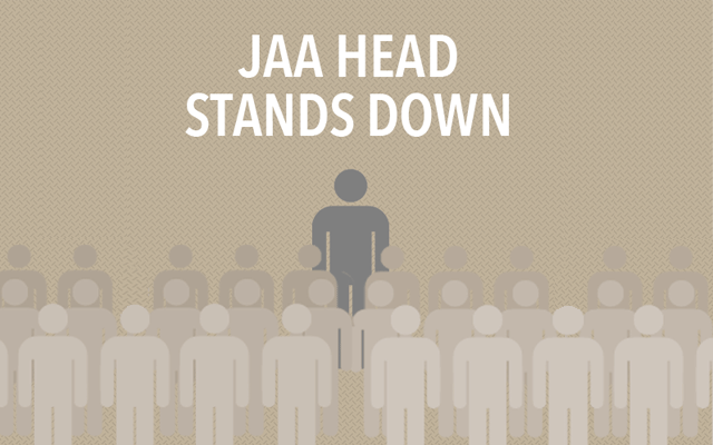 JAA executive director Amanda Hunter has resigned from her position