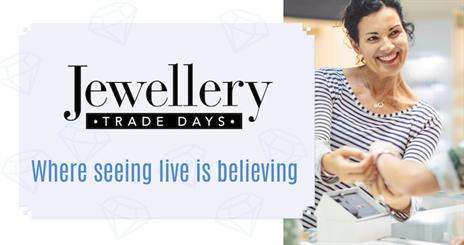 The jewellery industry Trade Days are set to begin in early March on the Gold Coast, before proceeding to Sydney, Melbourne, Adelaide, and Perth.