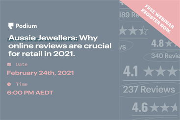 "<b><a href=""https://learn.podium.com/webinars-2021-reviews-for-aussie-retailers/?utm_campaign=jeweller-mag-02-17-21&utm_medium=paid&utm_source=banner&utm_content=wbnr"">Click to register for free webinar now.</a></b>"