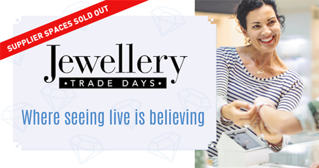 Excitement is building for the first of the Expertise Events Jewellery Trade Days, set to begin on the Gold Coast on 7 March.