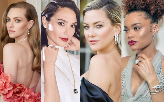 All that glitters: 2021 Golden Globes jewellery