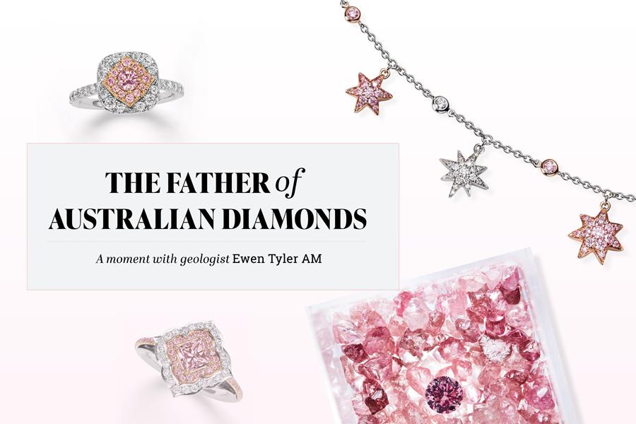 The Father of Australian Diamonds