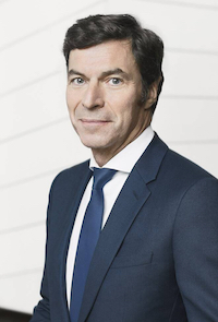 Jean-Jacques Guiony, chief financial officer LVMH