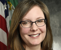 Andrea Gacki, director US Department of the Treasury Office of Foreign Asset Control