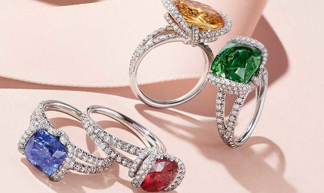 Retail jewellery sales have increased significantly compared with both April 2020 and April 2019, data from Retail Edge Consultants show.