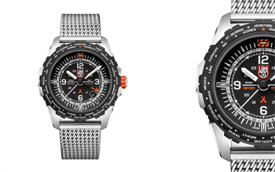 Luminox presents the 2021 Bear Grylls Collection.