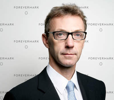 Charles Stanley, president De Beers Forevermark US division