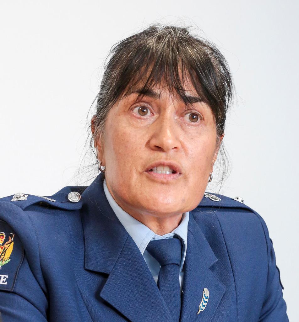Tania Kura, Deputy Commissioner NZ Police