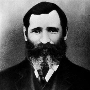 Erasmus Stephanus Jacobs was 15 years old when he found the Eureka Diamond near Hopetown in 1867.