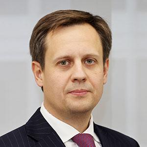Evgeny Agureev, deputy CEO Alrosa