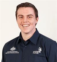 2018 WorldSkills Australia Jewellery champion Nathan Kettle