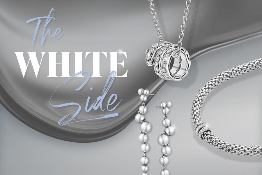 The white side: Versatile white metals