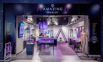 Amazing Jewelry began as a retail franchise operation but collapsed following the collapse of Endless Jewelry.