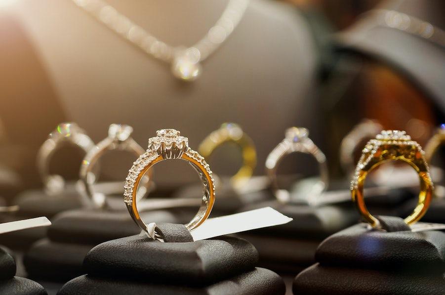 Jewellery sales slump as lockdowns continue; Christmas 'rebound' predicted
